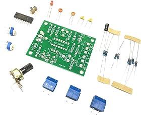 MagiDeal Funktions Signal Generator Modul DIY ICL8038 Für Quadrat/Dreieck / Sinus Welle
