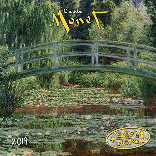 Claude Monet 2019 Artwork