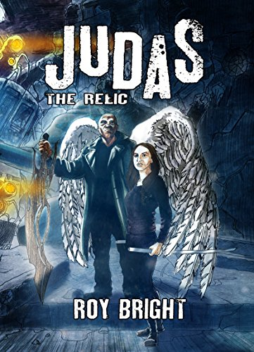 judas-the-relic-the-iscariot-warrior-series-book-2