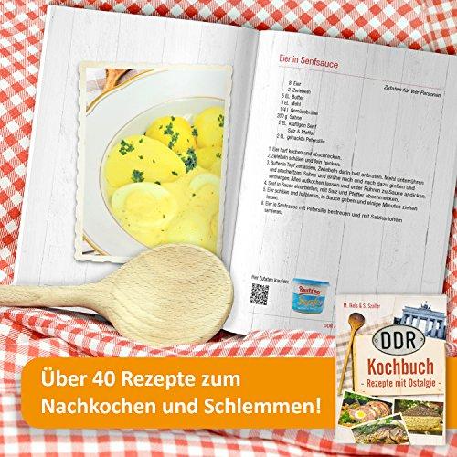 """""""Echte Männer in der DDR """" DDR Geschenkset inkl. Geschenkverpackung mit Ostmotiven. DAS Ostprodukte Geschenk für Männer mit Bier + Schnaps + Kondomen + Erichs Rache und mehr."""