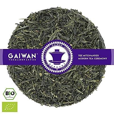"""N° 1359: Thé vert bio """"Sencha Haikido"""" - feuilles de thé issu de l'agriculture biologique - GAIWAN® GERMANY - Sencha Haikido au Japon"""