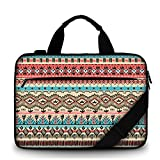MySleeveDesign Canvas Laptoptasche Notebooktasche