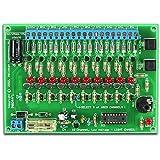 Velleman MiniKits 12V DC 10-Channel Generador de efecto de luz
