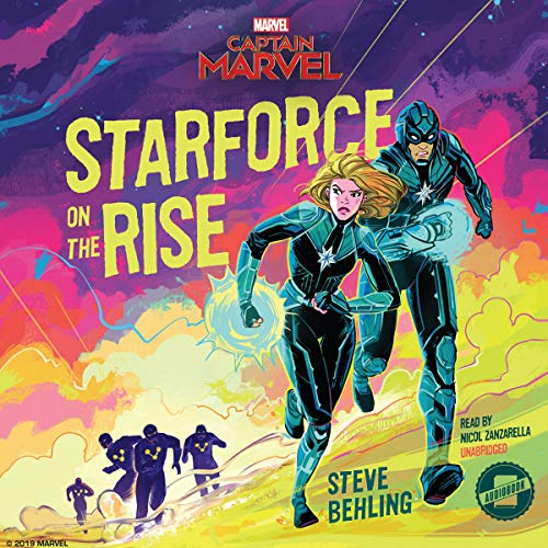 Marvel's Captain Marvel: Starforce on the Rise