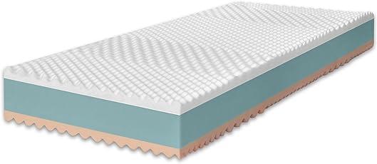 Marcapiuma - Matratze Memory Höhe 22 cm - Rainbow - H2 Medium