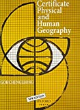 #3: Certificate Physical and Human Geography
