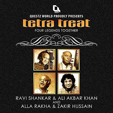 Tetra Treat (Indian Classical Sitar & Sarod)