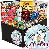 Für Dich (mit Einhorn) | Schokoladenbox | Geschenk Box