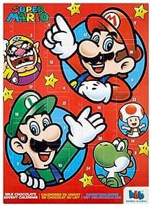 Bon Bon Buddies Super Mario Chocolate Advent Calendar 65 g (Pack of 2)