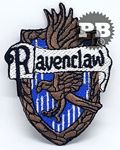 Harry Potter Collection Of Iron On Patches Sew On Embroidered Patches