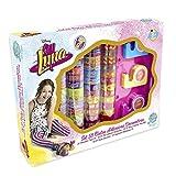 Soy Luna - Set 50 Tapes Trendy con cortadores (CIFE 40579)