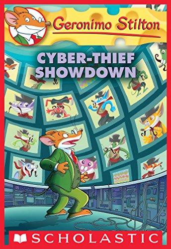 Cyber-Thief Showdown (Geronimo Stilton #68) (English Edition ...