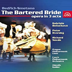 "The Bartered Bride. Comic opera in Three Acts: Act 3, Scene 9 Finale "" What have you decided, Ma?enka?"""