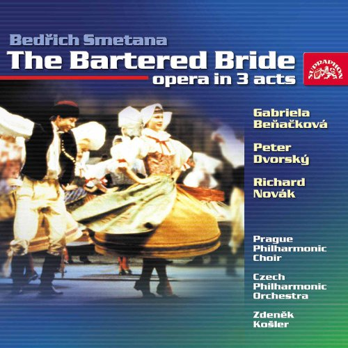 "The Bartered Bride. Comic opera in Three Acts: Act 3, Scene 4 Quartetto ""What? He doesn't want her?"""