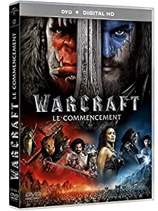 Warcraft : le commencement [DVD + Copie digitale] [DVD + Copie digitale]