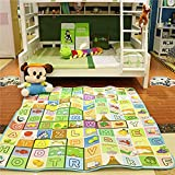 Best Baby Play Mats - Zofey Baby's Double Sided Waterproof Crawl Mat Carpet Review
