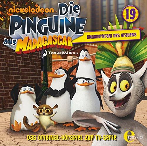 Die Pinguine aus Madagascar - Folge 19: Knabberkram des Grauens