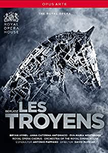 Les Troyens (ROH) [Anna Caterina Antonacci, Bryan Hymel, Eva-Maria Westbroek] [Opus Arte: OA1097D] [DVD] [2013] [NTSC]