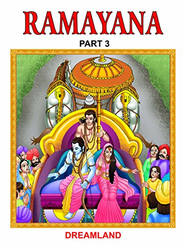Ramayana Part 3- Ayodhya Episode Part I (English Edition) por Dreamland Publications