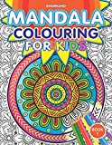 Mandala Colouring for Kids - Book 1