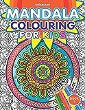 #6: Mandala Colouring for Kids - Book 1