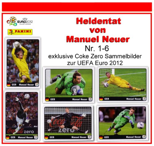 panini-uefa-euro-2012-atto-di-eroismo-di-manuel-neuer-n-1-n-6-immagini-ogni-6-adesivi-da-collezione-