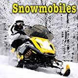 Yamaha V-Max 700 Snowmobile Approaches Left at a Fast Speed, Pulls Up & Shuts Off