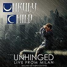 Unhinged - Live in Milan (LTD. Gatefold / Black Vinyl / 180 Gramm) [Vinyl LP]
