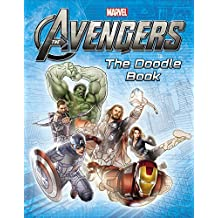 Marvel's The Avengers: The Doodle Book (Marvel the Avengers) by Hughes, Emily C. (2015) Paperback