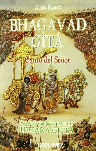 Bhagavad Gita por Annie Besant
