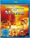 Princess of Mars ( The Martian Colony Wars (Avatar of Mars) ) [ Origine Tedesco, Nessuna Lingua Italiana ] (Blu-Ray)