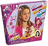 Mia and Me Bastel-Set Haarschmuck Haarbänder für Mädchen – mit Bändern, Perlen und verschiedenen Anhängern