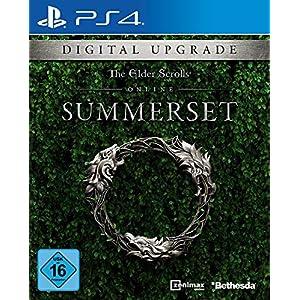 The Elder Scrolls Online: Summerset – Upgrade DLC | PS4 Download Code
