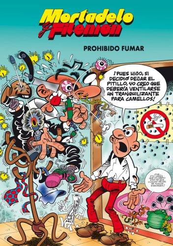 Mortadelo y Filemón. Prohibido fumar: 0003 (LIBRINOS.)
