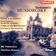 Mussorgsky: Pictures at an Exhibition / St. John's Night On Bald Mountain