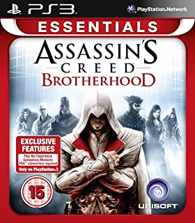 Assassin's Creed Brotherhood: PlayStation 3 Essentials (PS3) (B009DLTFFI) | Amazon Products