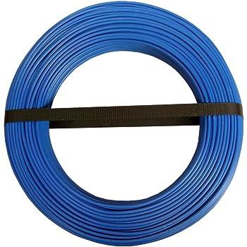 Electraline 15232 N07V-K Cavo Unipolare, Sezione 1x4 mm, 25 mt, Blu