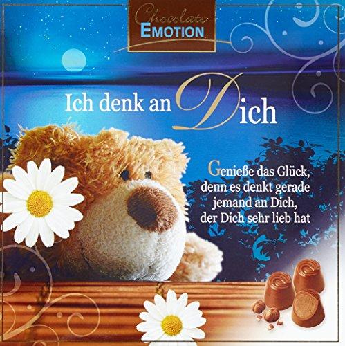 Günthart Pralinenbox - Ich denk an Dich, 1er Pack (1 x 128 g)