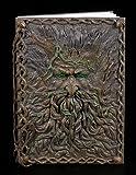 Corteccia di albero, alberi affrontano grigio taccuino - Fantasia - Nemesis Now