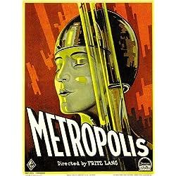 Metropolis Póster de la película (40x 30cm)