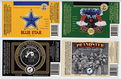 set-of-six-north-coast-brewing-company-fort-bragg-california-brewery-bottle-labels-by-north-coast-br