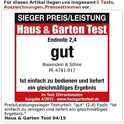 Rosenstein & Söhne Dörrautomat - 4