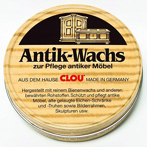 Clou Antik Wachs fur Hochwertige Pflege antiker Möbel 200 ml