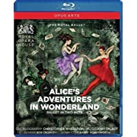 Talbot: Wheeldon: Alice's Adventures In Wonderland