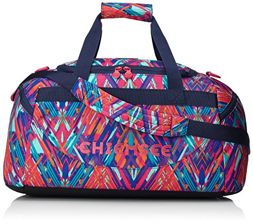 Chiemsee Sporttasche Matchbag, Ethno Splash, 56 x 28 x 28 cm, 44 Liter, 5011007