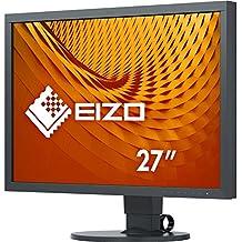 "Eizo ColorEdge CS2730 - Monitor Profesional para Fotografía 27"" (Panel IPS Resolución 2560 x 1440, angulo visión 178°, 350 cd, 10 ms, LED, DVI-D, HDMI, DisplayPort), Negro"