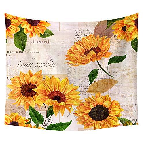 Bilder Kostüm Der Reißverschluss Gesicht - jtxqe Neue Tapisserie Wandbehänge Strandtuch Decke Sonnenblume neu 31 150 * 150