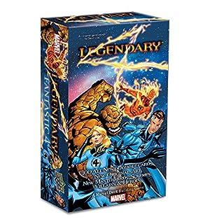 Marvel - 332362 - Jeu De Cartes - Legendary Fantastic 4 Expansion (B00E6K8CUA)   Amazon price tracker / tracking, Amazon price history charts, Amazon price watches, Amazon price drop alerts