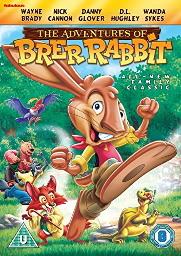 The Adventures Of Brer Rabbit [DVD] [UK Import]