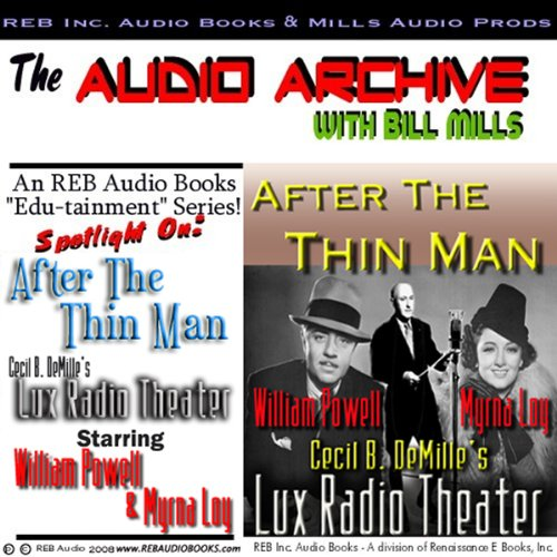 After the Thin Man  Audiolibri